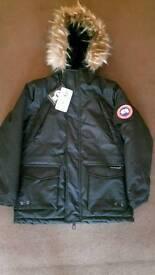 Canada goose kids jacket