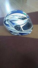 Motocykle AGU Helmet