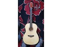 3/4 Size Acoustic Guitar *Like New*