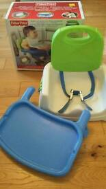 Fisher price baby chair /booster seat