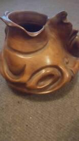 Ceramic poterry