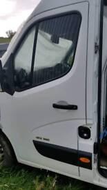 Renault master breaking parts only turbo gearbox door mirror dpf