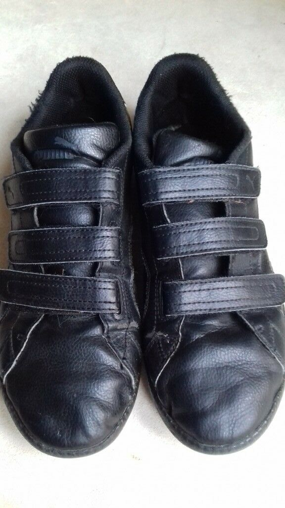 d749da17f25 Puma boys school shoes 6