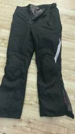 Motorcycle Rev'it all weather trousers