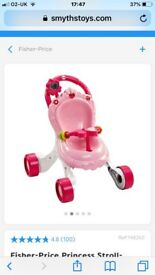 Fisher price buggy