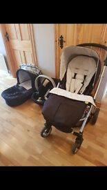 Mama and Pappas buggy