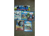 Thomas the tank engine complete series 1 to 12 dvd box set with 5 other dvd incluing misty island
