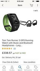 Tom tom runner 3