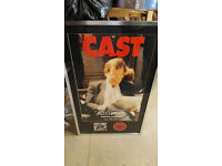 CAST - ALL CHANGE FRAME AWARD - FULL AUTOGRAPHED £100 OFFERS