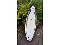 "Surfboard - Bic Shortboard, Gerard Dabbadie 6'7"" hardly used"