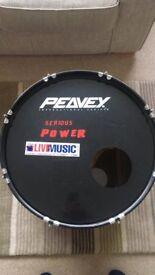 Bass Drum (Kick Drum) & Pedal - PRICE DROP - QUICK SALE