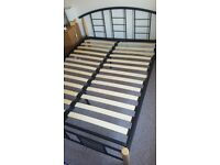 KING SIZE bed frame, asap
