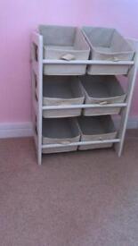 Next basket & shelf