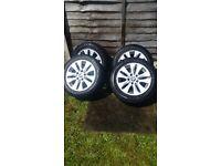 """BMW Alloy wheels - Genuine BMW 16""""alloy wheels"""
