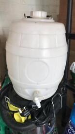 Home brew barrel