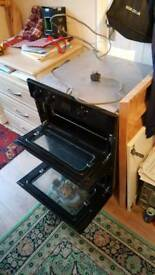 Hotpoint oven and Bosch hob