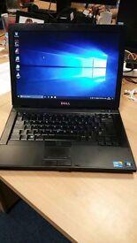 Dell Latitude E6410 Laptop Intel Core i5 4GB Ram 60GB SSD Hard Drive