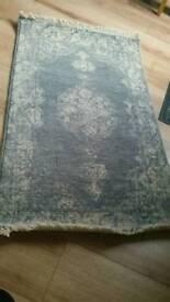 Rug. Handmade John Lewis rug.