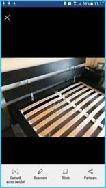king size bed Ikea Hopen