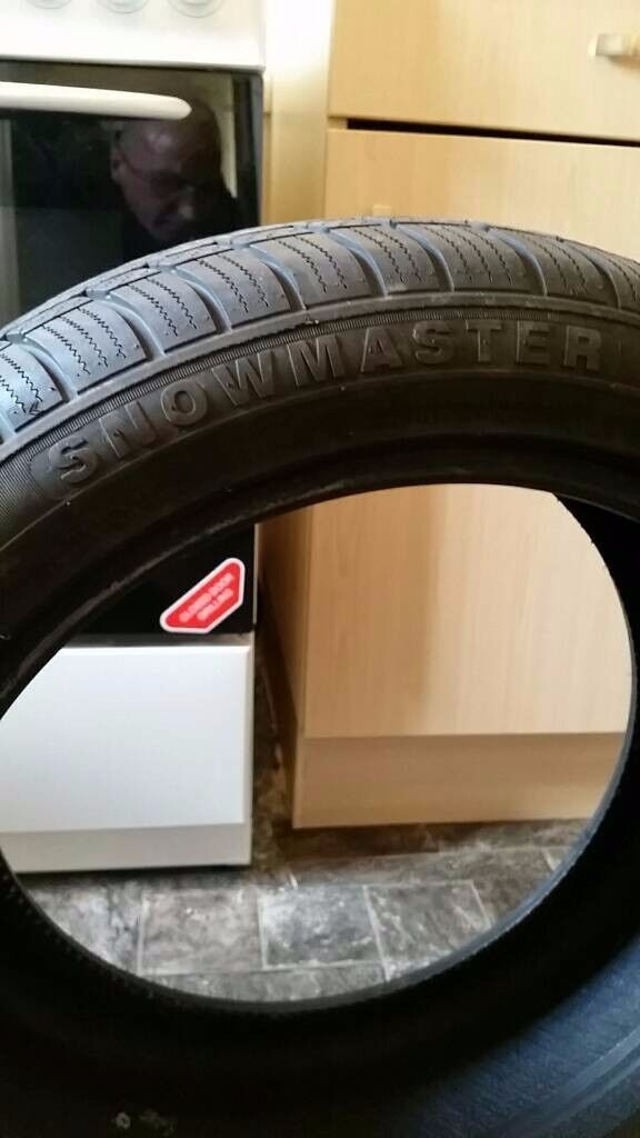 Sunny Snowmaster 215/50/R17 Brand New Tire