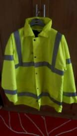 Workwear Hi vis coat