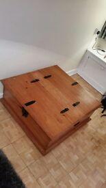 Storage Box - Coffee Table (Large)