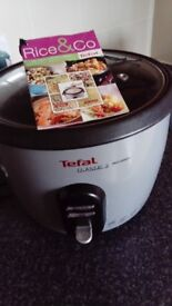 Brand new tefal rice cooker