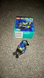 Lego 6100 mini sub
