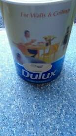 5l Dulux Buttermilk rich matt