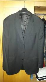Next suit jacket and trousers
