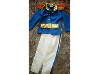 Prince Royal costume