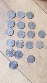 RARE quarter dollar coins