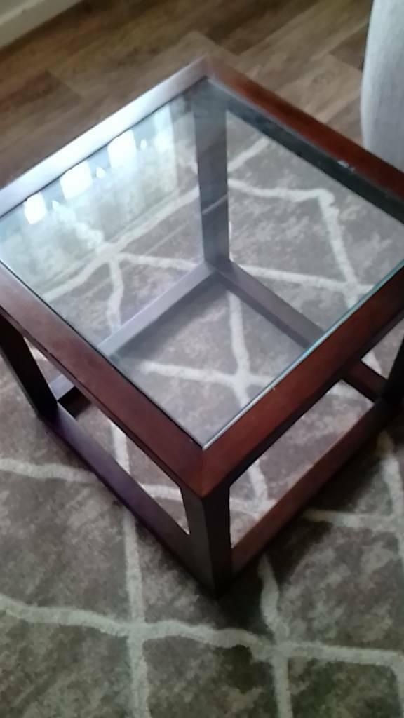 Free Small Cube Coffee Table