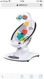 4moms chair, nearly new