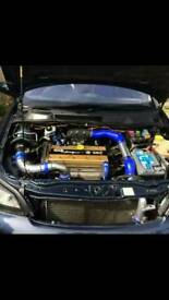 Vauxhall astra coupe turbo swap