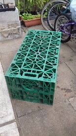 Pipe crate for sale never been used