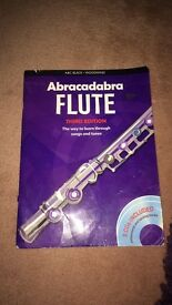 AAbracadabra flute book third edition