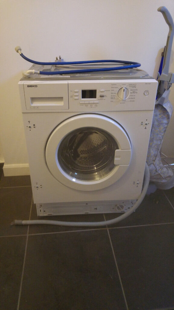 BEKO WMI71641 Washing Machine white A+ 7kg 1600rpm