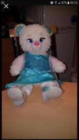 Elsa Build a Bear