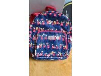 Cath Kidston Soldier Oilcloth Backpack