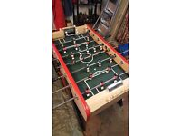 Table Football Game, excellent condition and quality.