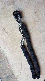 OXFORD MONSTER CHAIN AND LOCK - 1.5M