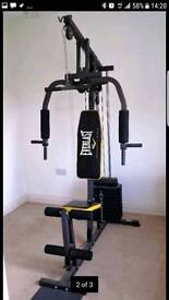 Everlast EV700 Multi Gym in great condition Weight Bench