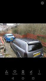 Astra van & focus both for sale no mot now no major faults when put away