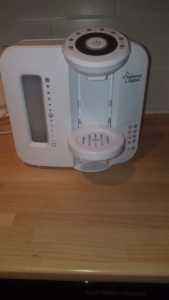 Tommee tippee prefect prep machine