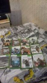 Xbox 360 games there 12games