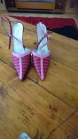 Red or Dead Heels