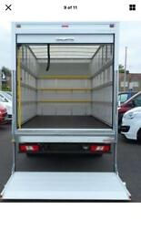 FURNITURE REMOVALS PACKING SERVICES MAN AND VAN LARGE LUTON VAN WITH TAILIFT 24/7