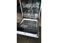 Dishwasher – Hotpoint Aquarius DWF30 – Spares or repair FREE