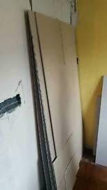 FREE 5x1800X900X9.5mm Plasterboard Tapered